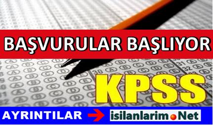 2015 KPSS Başvuruları 6-21 Mayıs Arasında Olacak