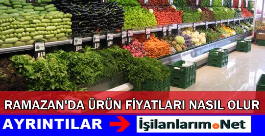 2015 Ramazan Ayında Gıda Fiyatlarına Zam Var Mı