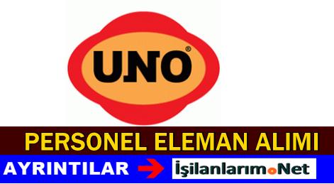 Unmaş UNO Personel Eleman Alımı İş Başvurusu 2015