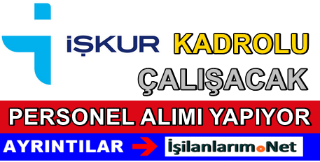 Türkiye İş Kurumu (İŞKUR) Kadrolu Avukat Alımı 2015