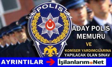 Polis ve Komiser Yardımcılığı Aday Memur Sınavı Şartları