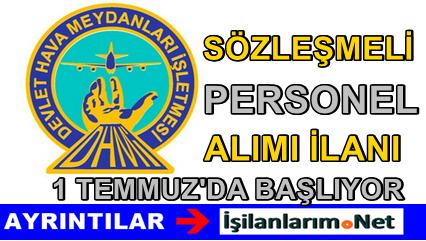 Devlet Hava Meydanları Sözleşmeli Avukat Alımı 2015