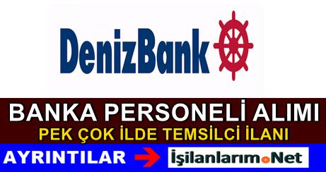 Denizbank Direkt Satış Temsilcisi Alımı İlanı 2015