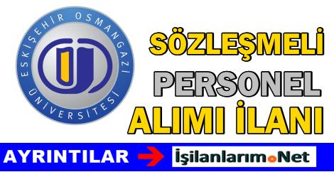 Eskişehir Osmangazi Üniv. İlanı