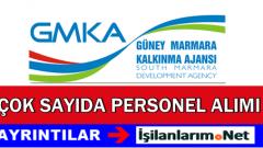 Güney Marmara Kalkınma Ajansı Personel Alımı 2015