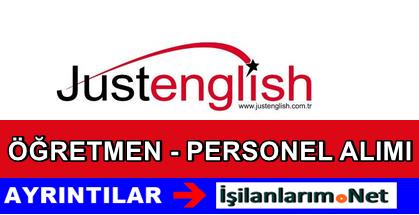 Just Englısh Öğretmen Personel Alımı İş İlanları 2015