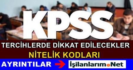 KPSS 2015 Tercihlerinde Adaylar Nelere Dikkat Etmeli