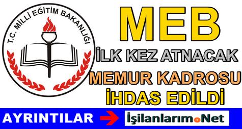 MEB Atama Kadroları 2015 İhdası