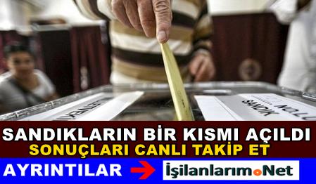 7 Haziran Seçimler Türkiye Geneli Oy Sonuçları Güncel