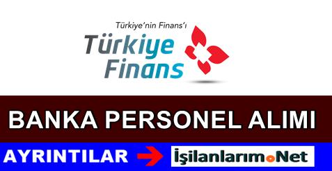 Türkiye Finans Konya Banka Personel Alımı İlanı 2015