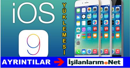 Adım Adım iPhone-iPad İOS 9 Yüklemesi Detaylı Anlatımı