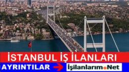 İstanbul Personel Eleman Alımı İş İlanları Açık Pozisyonlar