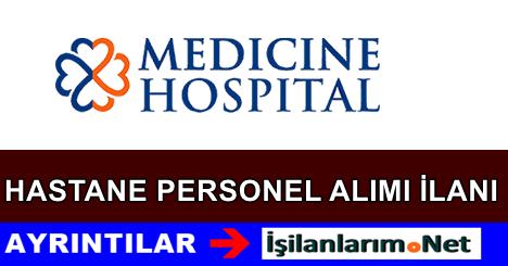 İstanbul Medicine Hospital Personel Alımı İş Başvurusu