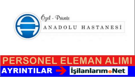 Antalya Anadolu Hastanesi Personel Alımı İş İlanları 2015