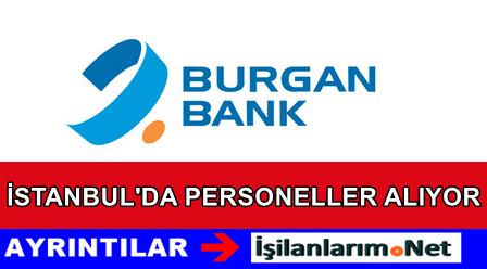 Burgan Bank İstanbul Banka Personeli Alımı İş İlanları 2015