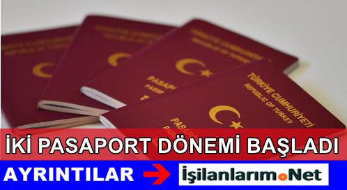 EGM'den Seyahat  İçin İkinci Pasaport Uygulaması Başladı