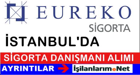 Eureko Sigorta İstanbul Sigorta Uzmanı Alımı İlanı 2015