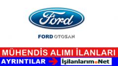 Ford Otosan Mühendis Personel Alımı İş İlanları 2015