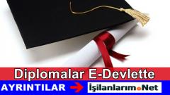 Sahte Diplomalar E-devlet Üzerinden Sorgulanabilecek