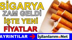 2019 Zamlı Sigara Fiyatları: Marlboro, Parliament, Muratti