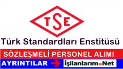 Türk Standardları Enstitüsü Uzman Yardımcısı Alımı Yapıyor