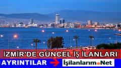 İzmir Personel Eleman Alımı İş İlanları İş Başvuruları