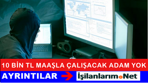 Türkiye'de 10 BİN TL Maaşla Çalışacak Adam Bulunamıyor