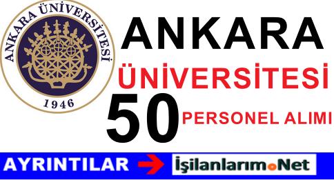 Ankara Üniversite Hemşire – Sağlık Personeli Alımı İlanı 2015