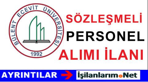 Bülent Ecevit Üniversitesi Sözleşmeli Hemşire Alımı İlanı 2015