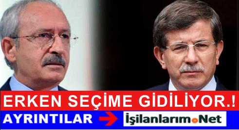 13 Ağustos Koalisyon Kararı: Türkiye Erken Seçime Gidiyor