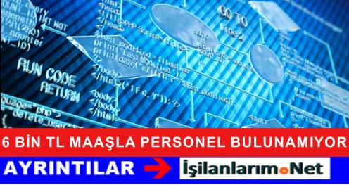 Türkiye'de 6 BİN TL Maaşla Yazılım Test Uzmanı Bulunamıyor