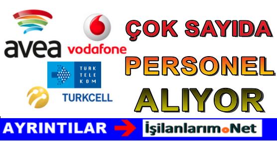 2015 Yılı Telekomünikasyon Şirketleri Personel Eleman Alımı