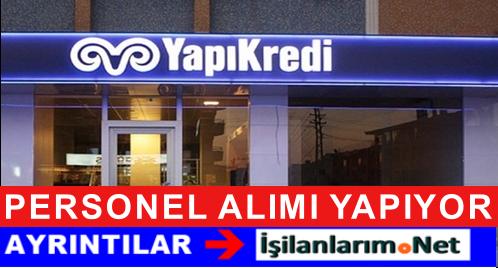 Yapı Kredi Bankası İstanbul'da Çağrı Merkezi Personeli Alıyor