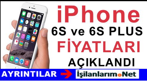 iPhone 6S ve iPhone 6S Plus Türkiye Satış Fiyatları Açıklandı