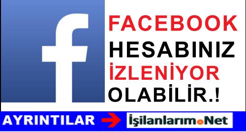 Devlet Facebook Üzerinden Sizi İzliyor Olabilir