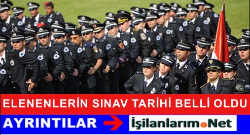 Polislik Mülakatında Elenenlere 18 Kasım'da Sınav Yapılacak