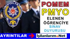 PMYO ve POMEM'den İlişkisi Kesilenlere Sınav Müjdesi Verildi