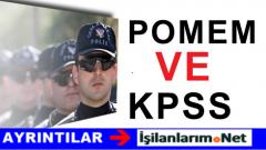 POMEM Polis Olmak İçin KPSS'de Hangi Sınavlara Girmeli