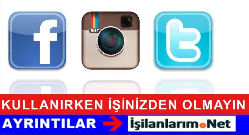 Aman Dikkat: Sosyal Medya Yüzünden İşinizden Olmayın.!