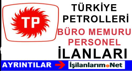 Türkiye Petrolleri Anonim Ortaklığı Daimi Personel Alımı İlanı