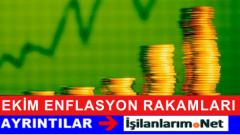 TUİK Ekim 2015 TÜFE – ÜFE Enflasyon Rakamlarını Açıkladı
