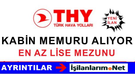 THY Türk Hava Yolları 2016 Yılı Bayan Kabin Memuru Alımı