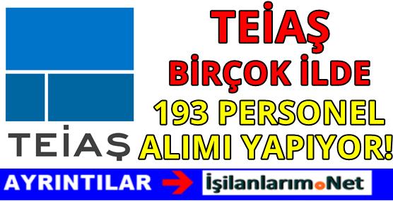 TEİAŞ Teknisyen ve Elektrik Teknikeri Sürekli İşçi Alımı 2016
