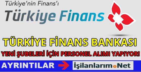 Türkiye Finans Katılım Bankası Personel Alımı 2016