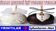 İzmir'de Evde Nikah Şekeri Paketleme İşi Veren Firmalar