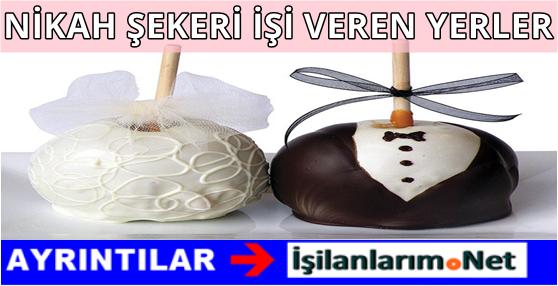 Evde Nikah Şekeri Paketleme İşi Veren Firmalar İzmir