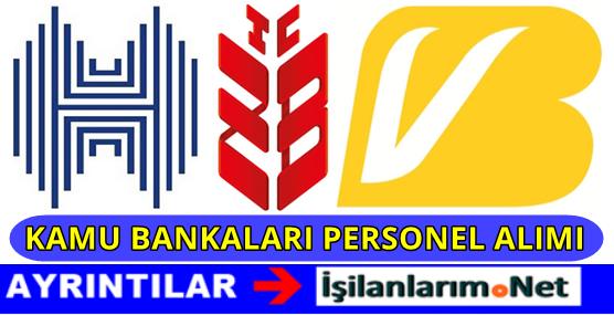 Kamu Bankası Lise Mezunu Personel Alımı 2016