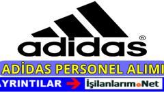 Adidas Personel Eleman Alımı İş Başvurusu