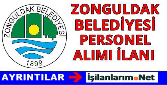 Zonguldak Belediyesi Personel Alımı 2016