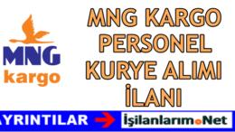 MNG Kargo Personel Alımı 2016 İş Başvurusu